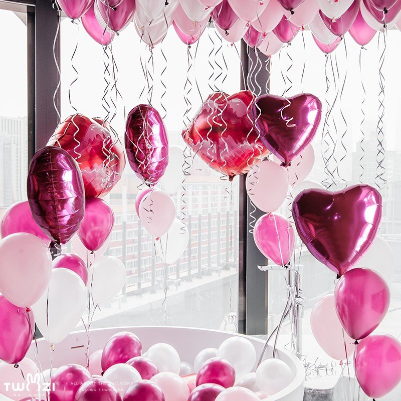 Sweet Love Balloon Set - Adult Parry Decorators in UAE