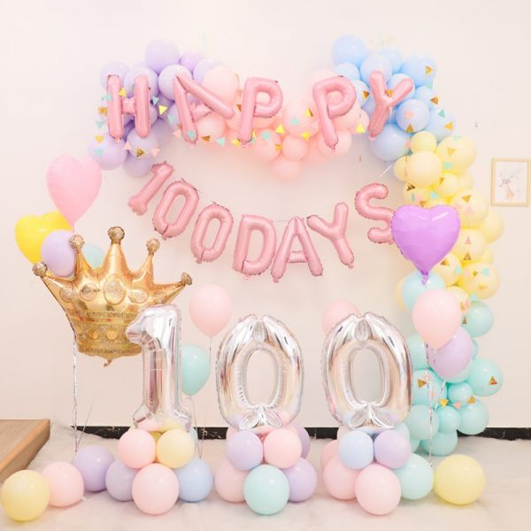 New Born Baby Celebration Set up