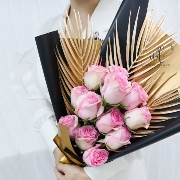 Pink Rose Plaza - Flowers Online Flower Delivery Shop